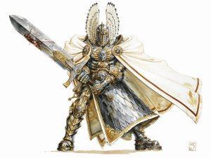 Multi-Class Character Builds in Dungeons & Dragons 5e The Paladin