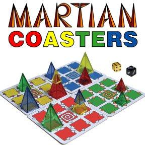 Martian Coasters