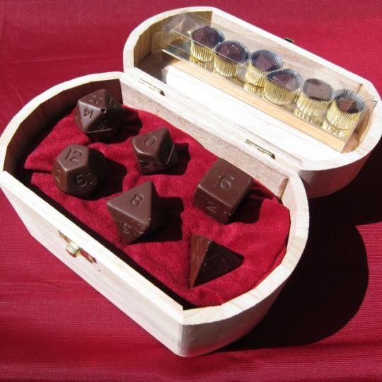 dice candies
