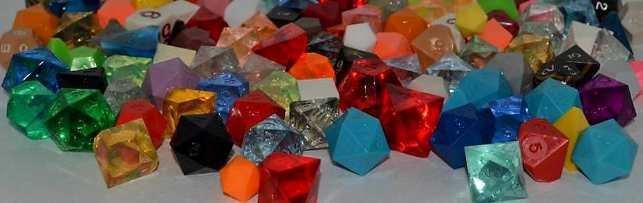 Gamescience providing precision dice for more than 40 years