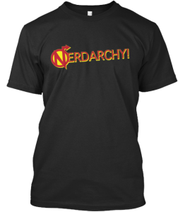 Nerdarchy store hosts plenty of nerd swag