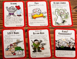 Board Games in Review – Munchkin Zombies – Card Game