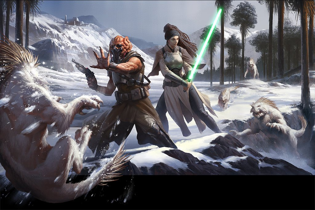Star Wars Force and Destiny – Beginner Game Review – More in the Box than You think