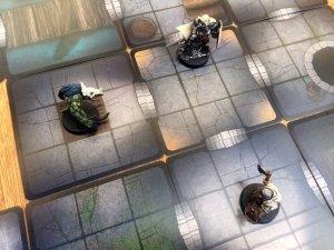 dungeon explore kickstarter