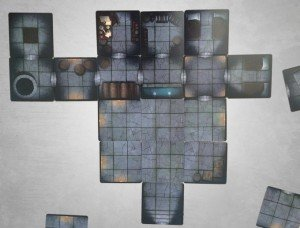dungeon explore tabletop rpg