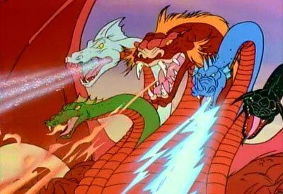 Blast from the Past: Dungeons & Dragons Animated Series
