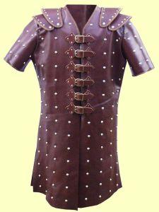 Studs: Fashionably Useless Studded Leather Armor VS Brigadine