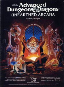 It's time for a 5th Edition D&D Unearthed Arcana book