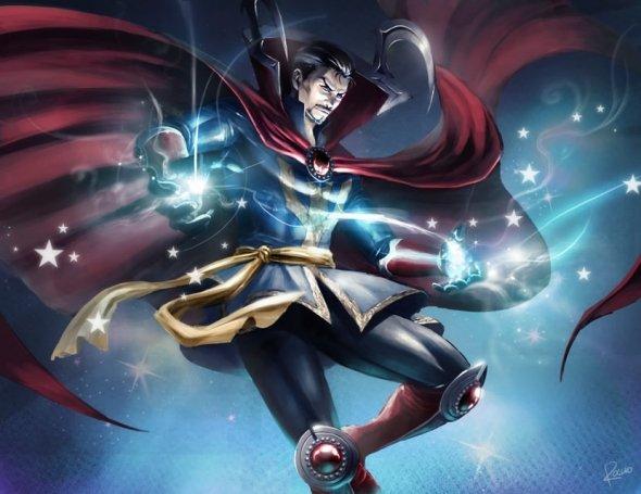 D&Dize – Dr. Strange Sorcerer Supreme