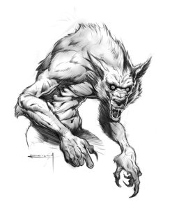 out of the box encounters werewolf out of the box encounters werewolf