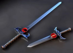 ThunderCats Ho! Sword of Omens D&D-ized