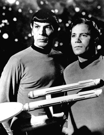Star Trek Kirk Enterprise
