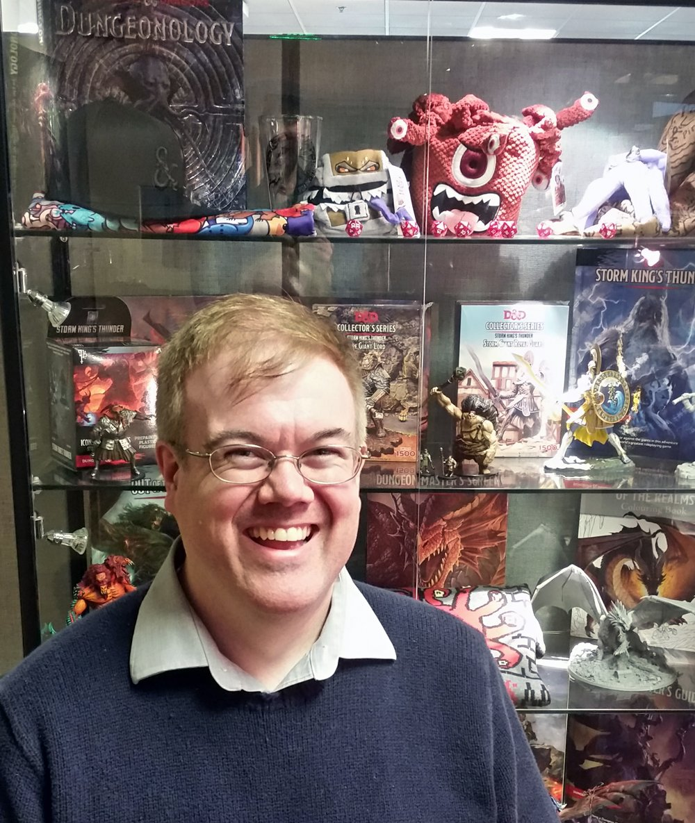 Mike Mearls AMA D&D initiative