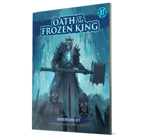 Absolute Tabletop takes the Oath of the Frozen King with Nerdarchy
