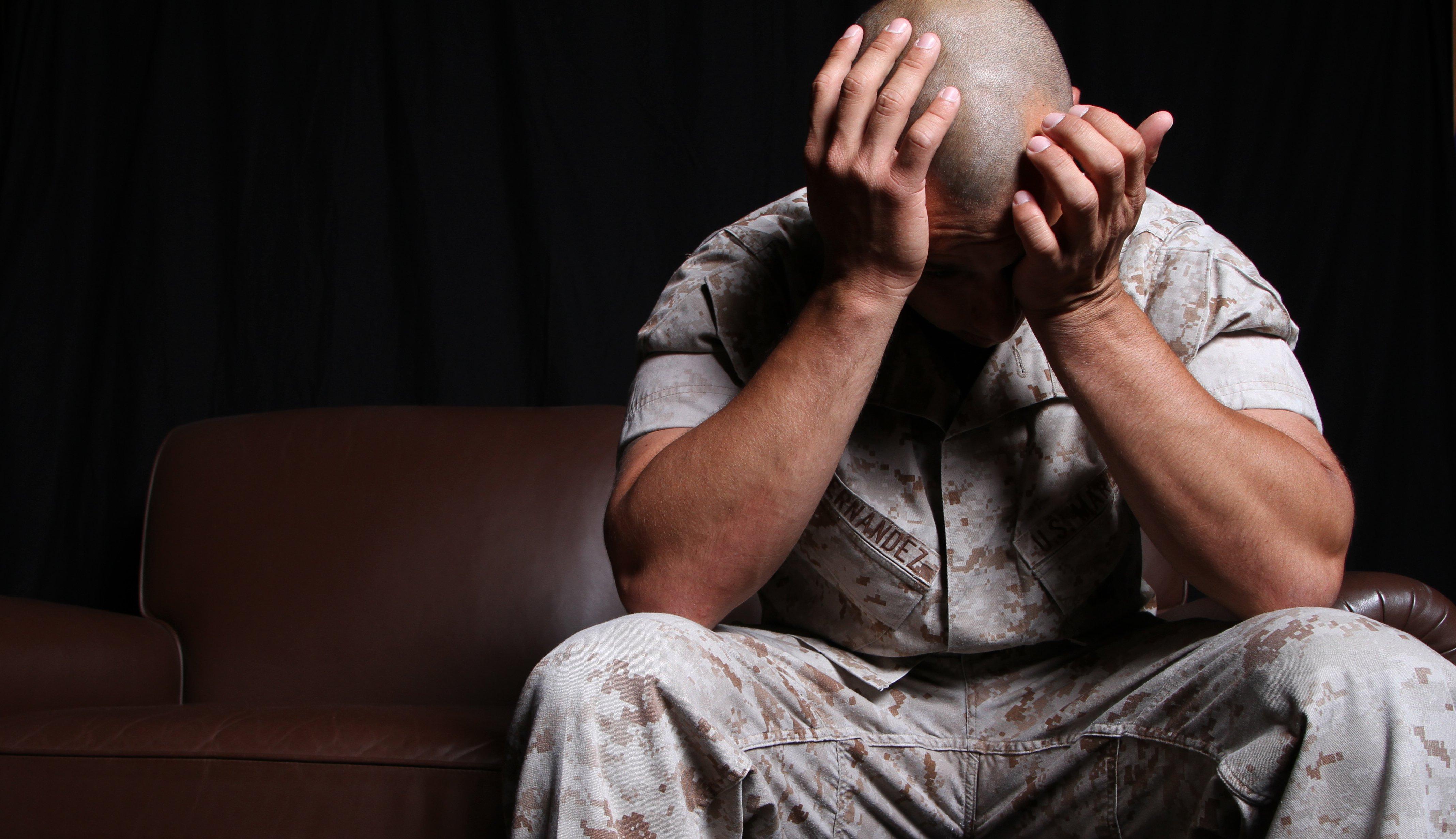 Character PTSD symptoms in gaming