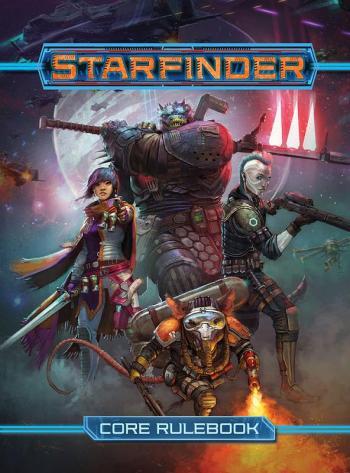 Starfinder RPG Paizo