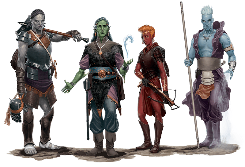 character class