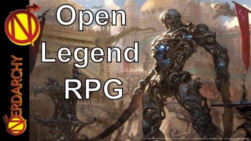 open legend