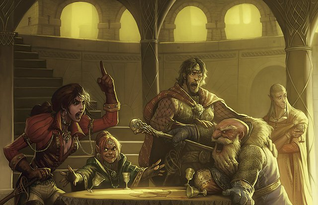 D&D Stories Bring Roleplaying Gamers Together and Create Communities
