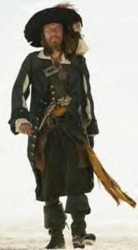 Hector Barbossa old older