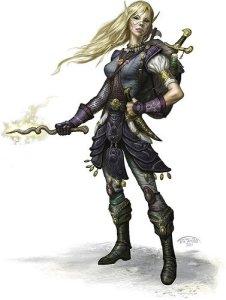 D&D arcane trickster