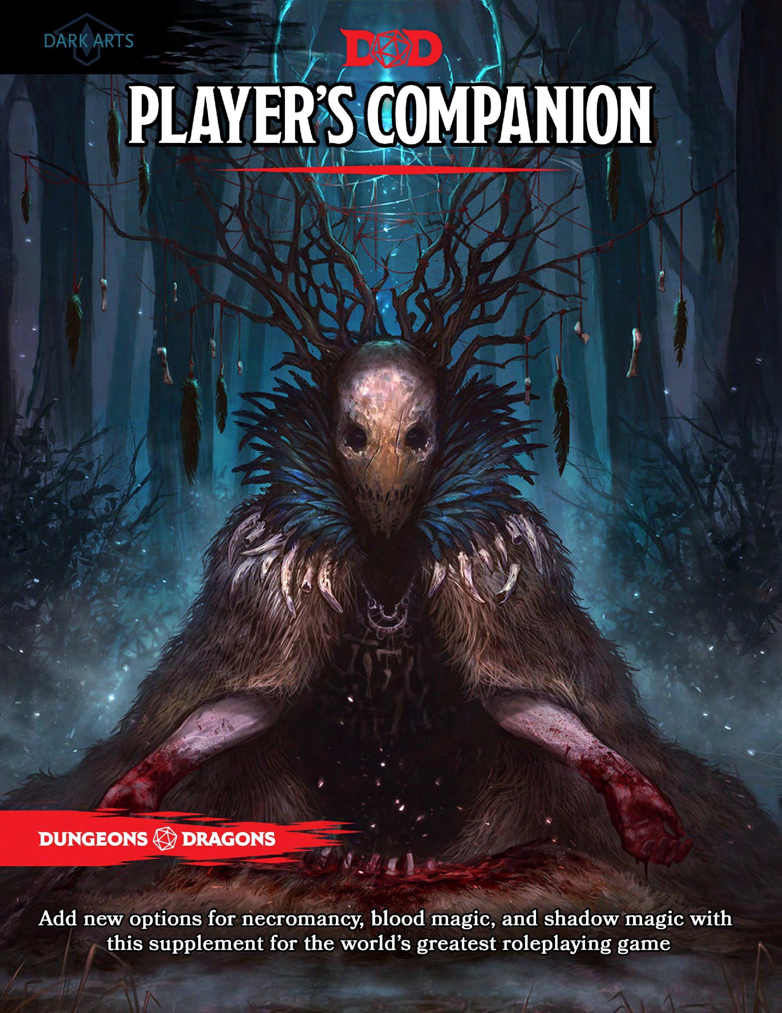 Review: Dark Arts Player's Companion – Nerdarchy