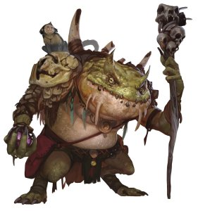 "Out of The Box D&D Encounters, Series 2, #14 – ""Frog Princess"""