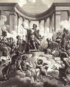 The Deities of Gladius, part 1