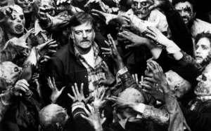 Romero undead zombies