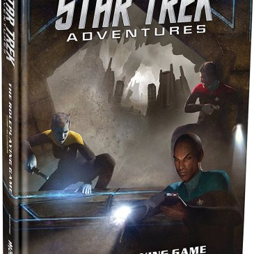 Star Trek Adventures Modiphius