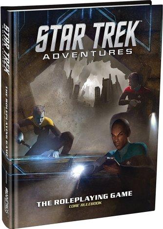 Star Trek Adventures Modiphius