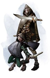 D&D Creature to Character Conversion: Darklings