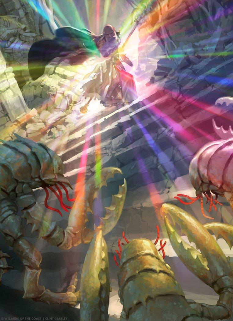 D&D Prismatic Light Sorcerer – A Bright Idea for a Sorcerous Origin