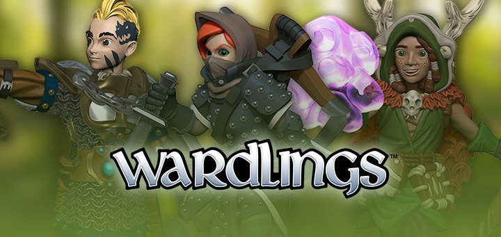 The Wardlings – New Miniature line by WizKidz