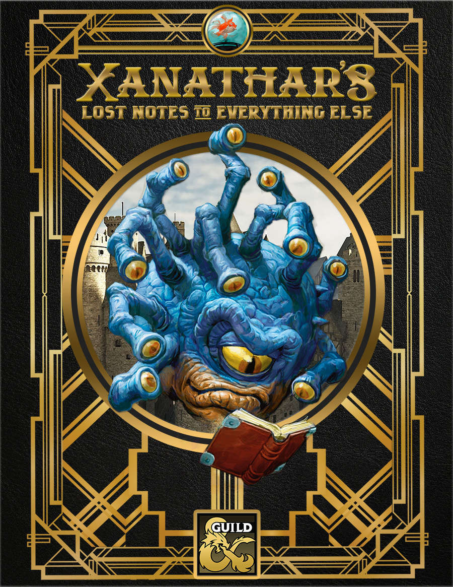 Homebrew Review: D&D Xanathar's Lost Notes To Everything Else from DM's Guild