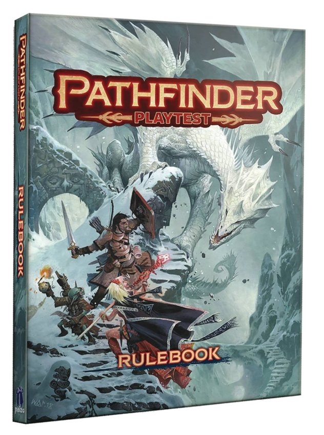 Pathfinder 2E - The Revision of a Giant