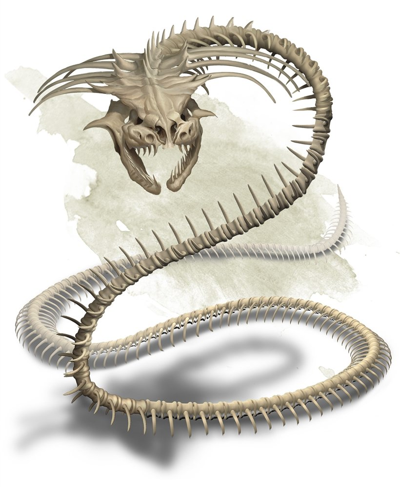 """Out of the Box D&D Encounters, Series 2, #36 – """"Ouroboros"""""""