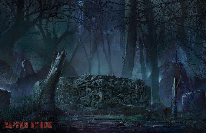 The Return of Rappan Athuk: Reborn for 5E on Kickstarter