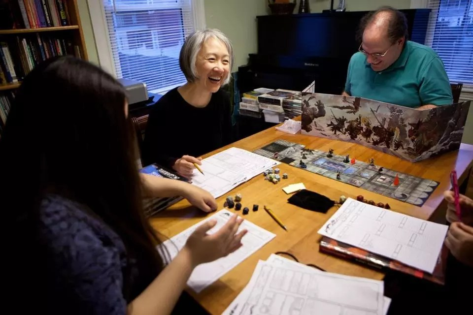 D&D stories roleplaying gamers