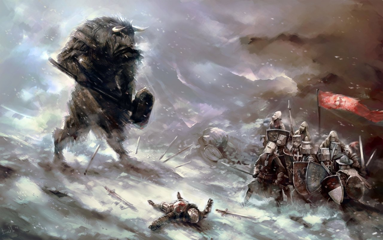 """Out of the Box D&D Encounters, Series 2, #40 – """"Snowblind"""""""