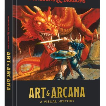 Art & Arcana D&D Dungeons & Dragons