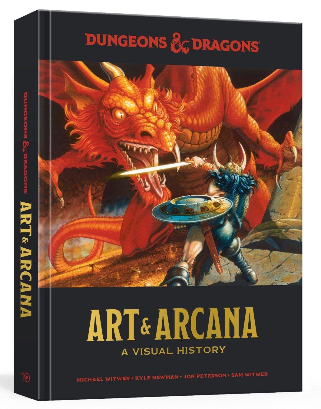 Art & Arcana D&D Dungeons & Dragons