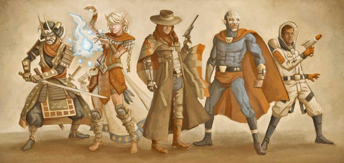 RPG genre
