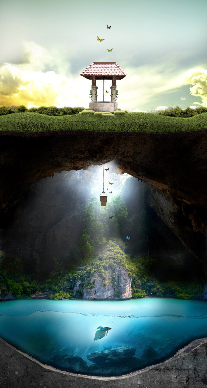 """Out of the Box D&D Encounters, Series 2, #41 – """"Down the Well"""""""