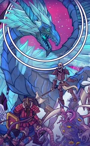 Starcalled Studios Creatures of Vathis: Volume One Kickstarter is a Beast(iary)!