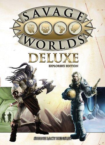 Pinnacle Savage Worlds RPG system
