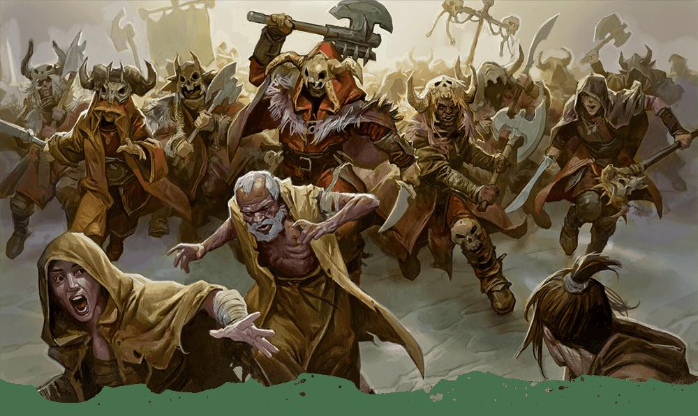 D&D Blood War demons and devils Tome of Foes