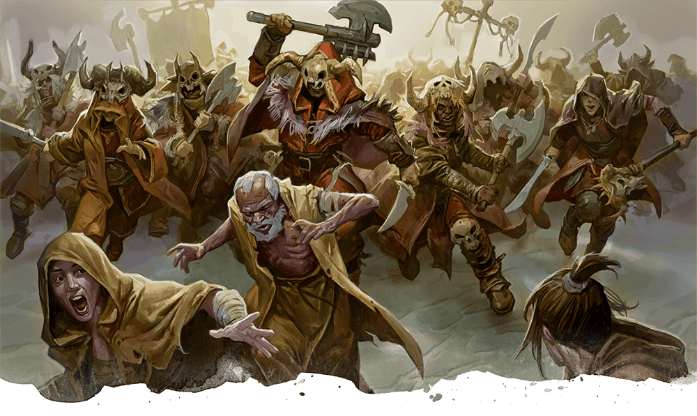 Cults of the Demons and Devils of the D&D Blood War in Mordenkainen's Tome  of Foes – Nerdarchy