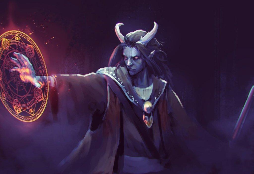 Warlock spells that scale