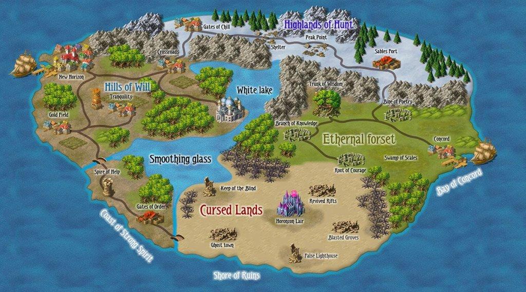 Digital Homebrew: Cartography on